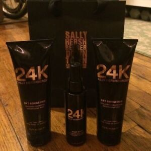 Sally Hershberger 24K Get Gorgeous StylePro Duo set