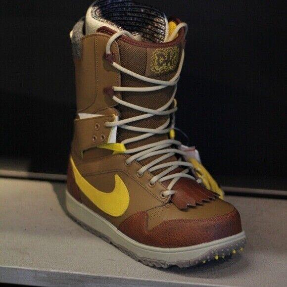 Sz9.5 Deadstock Nike DK Danny Kass Snowboard Boots 407642-30