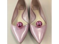 Christian Dior flat ballerina UK5
