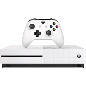 Xbox one s 500gb 5 games