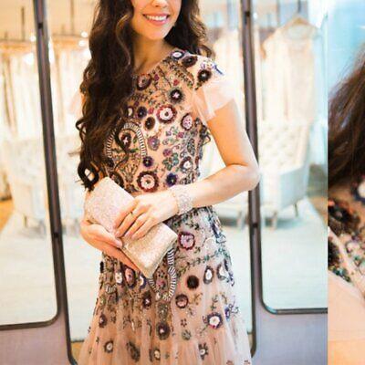 BHLDN Needle & Thread Dress fits size US 0 2 $600