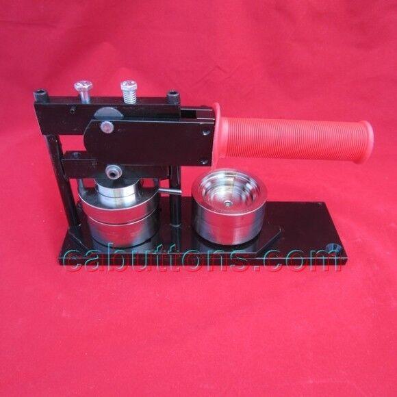 "Tecre 1.5"" 1-1/2 inch Button Maker Machine Press - FREE SHIPPING MADE IN USA"