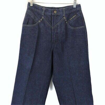 Vintage Rocky Mountain High Waist MOM Jeans Women's Size 31/11 No Back -