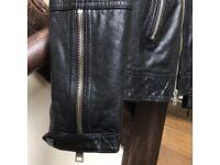 ALLSAINTS Cargo Leather Jacket