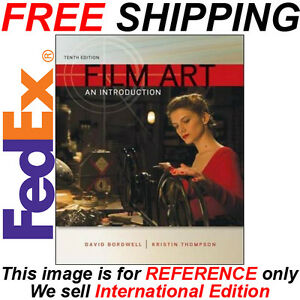 Film Art: An Introduction 10th edition by Bordwell #International Edition#