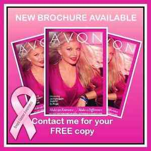 Free Avon brochures and gifts