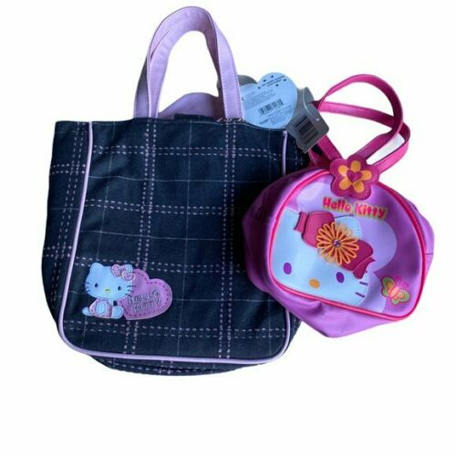 Lot of two small hello kitty bags