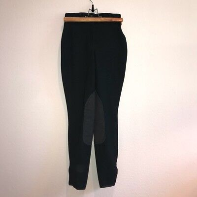 Pytchley English riding pants hunter green Sz 24, used for sale  Fort Smith