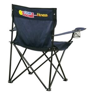 club piscine camping chair
