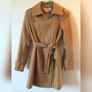 Michael Kors Camel Coat