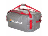 Montane Expedition Kit Bag 100 litres (Transition H20) Water Resistant - Brand New