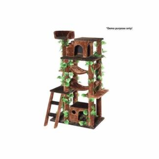 Deluxe 160cm Cat Activity Tree Sydney City Inner Sydney Preview