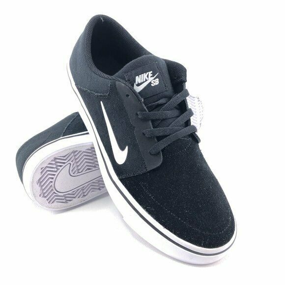 estrategia decidir Residuos  Nike Dunk Low GS Big Kids 310569-019 Panda Black White Shoes Youth Size 7  for sale online | eBay
