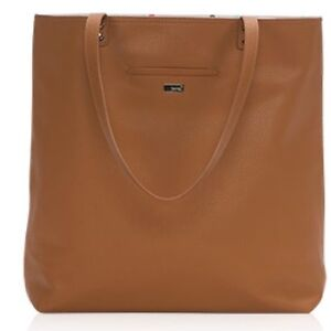 Thirty One Around Town Tote in Caramel Charm Pebble