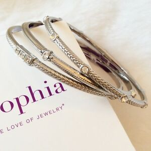 (SPPU) Lia Sophia 'Marais' bangle set