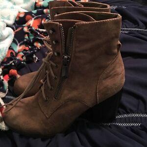 Brand New Heel Boots