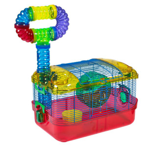 Hamster Cages and Accessories Valued Over $220 Retail