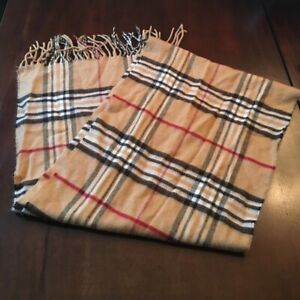 Brand new Classic Cashmere Burberry scarf
