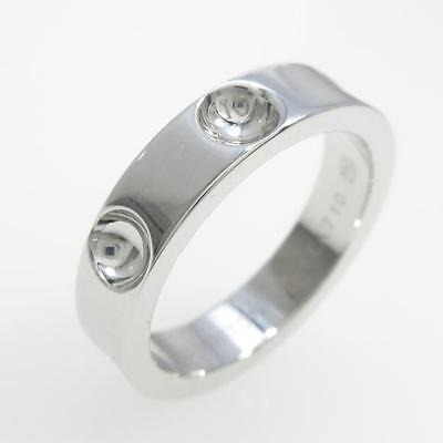 Authentic Louis Vuitton Petite Berg Anne plant ring  #260-001-469-5629