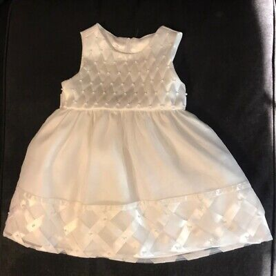 NEW Special Occasion Baby Girl Dress - Lovely - 24 Months - AMERICAN PRINCESS