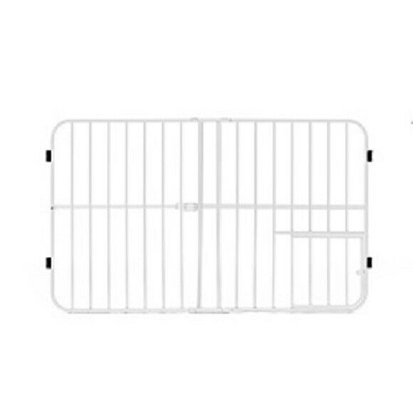 Carlson Metal Expandable Pet Gate, 26-42 inches wide, Pressu