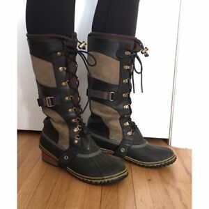 Sorrel Boot Carly Conquest Size 9 Womens