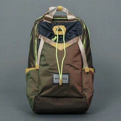 NWT MADE IN JAPAN Master-Piece Prism Backpack - Khaki - Large
