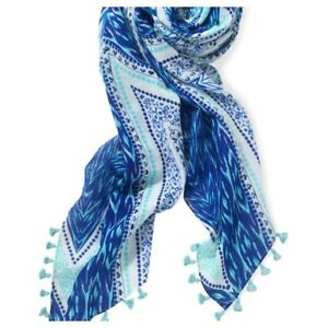 Stella & Dot - large scarf / wrap / beach cover up
