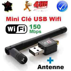 mini cl usb wifi adaptateur carte r seau 150 mbps antenne win 8 7 vista mac ebay. Black Bedroom Furniture Sets. Home Design Ideas