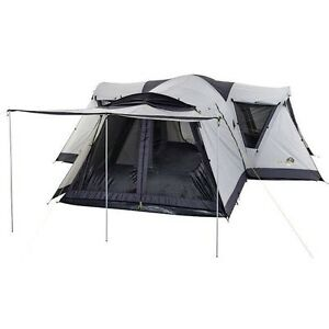 Oz trail highlander 8 man tent Eli Waters Fraser Coast Preview