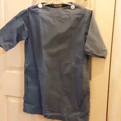 Marni Chambray short sleeve dress sz 8