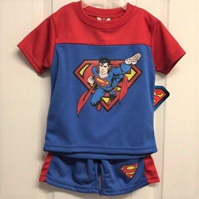 Super Man Outfit (DC Comics Super Man 2 Piece Outfit)