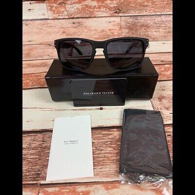 Per Meglio Polarized Sunglasses for Men 100% UV Protection Wayfare Sun (Wayfarer Glasses Men)