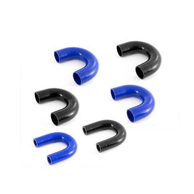 JJC 180 Degree U-Shape Bend Silicone/Silicon Hose - Rubber/Coolant/Radiator/Pipe