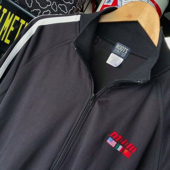 Rare Mission Impossible 3 Tom Cruise Movie Promo Black Jacket - Size Men