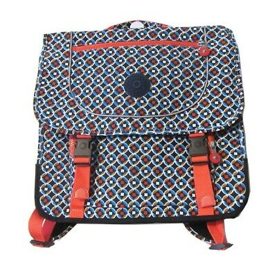 Kipling School Bag Backpack in composite repeat
