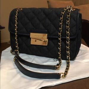 Michael Kors- SM Quilted- leather bag