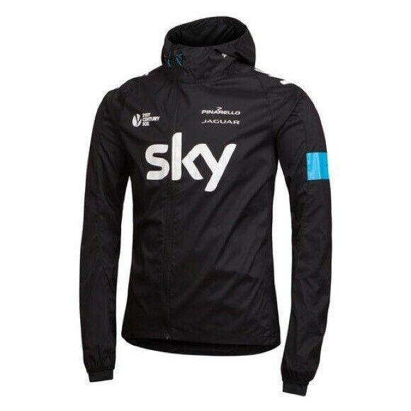 Rapha - Team Sky Spray Jacket - Size Medium (Pre-Owned)
