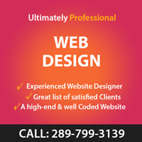Brantford Web Design - Wordpress Website Designer - Ecommerce