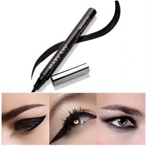 Mary Kay Liquid Eyeliner Pen BLACK ❤ Full Size ❤ Brand New 1.5g / 0.05 oz