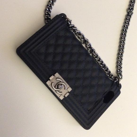 chanel iphone 5 5s casing cover new