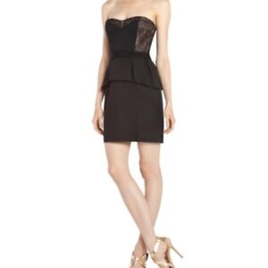 Brand New Bcbg Moselle Dress Size 4