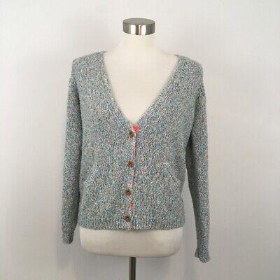 Maison Scotch Women's Star Sweater New Friends Blue Multi Color Size 2