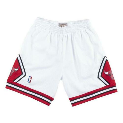 White Chicago Bulls Mitchell & Ness NBA Men