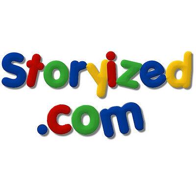 Storyized.com - Premium single keyword .com domain name