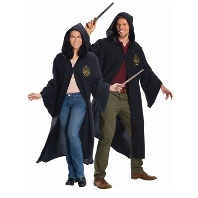 Adult Harry Potter Hogwarts Four House Logo Robe Halloween - Hogwarts Halloween Costume
