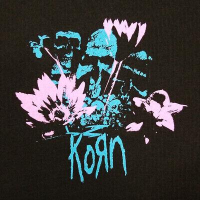 Korn Numb Skull Baby Doll Tour Band Cotton Black Men S-4XL T-shirt T1456 Man Baby Doll T-shirt