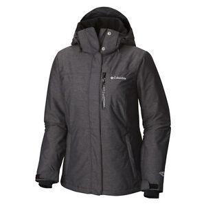 Manteau hiver Colombia gris XXXL  pour femme. Acheté trop grand