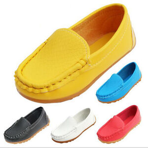 fille pois Chaussure chaussons Loafers Crib Slip On mocassin Shoe