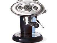 Illy Francis Francis X 7.1 expresso coffee machine